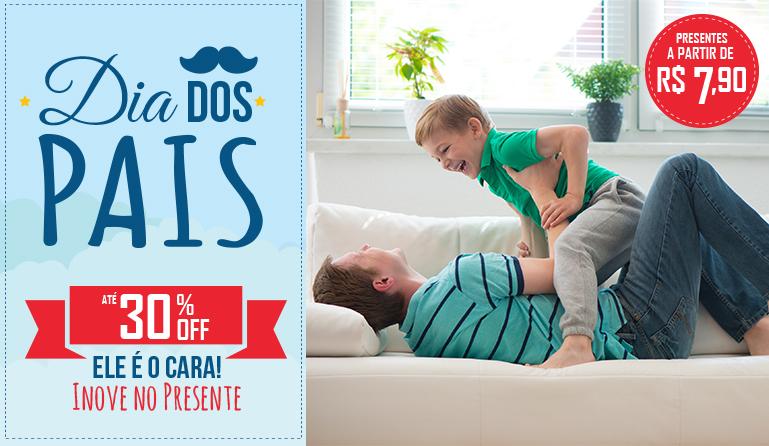 Sugestões de Presentes Dia dos Pais