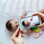 Fotos do seu bebê em um Fotolivro Especial