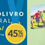 Fotolivro Espiral: aproveite a promoção imperdível!