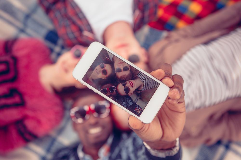 Dica 4 de Fotos Caseiras - Selfie