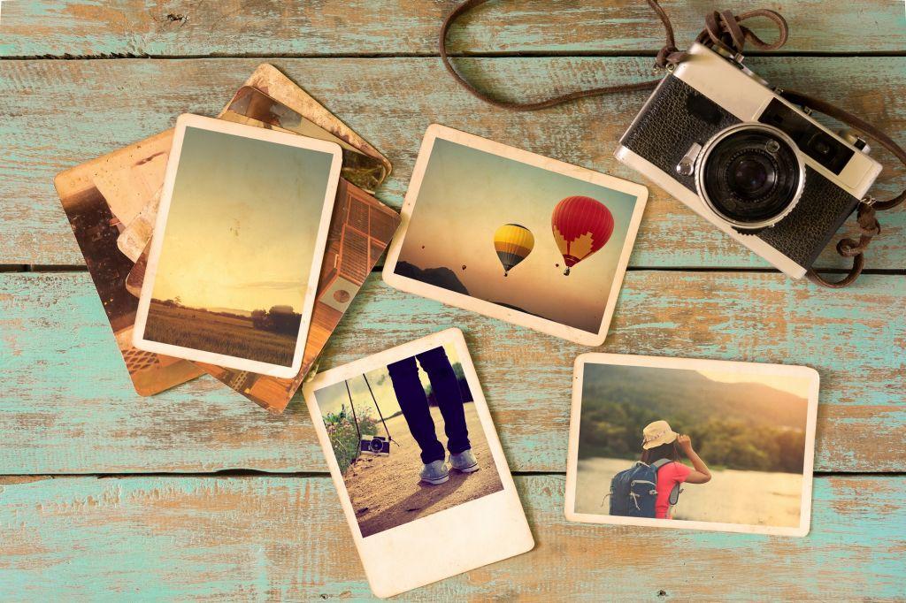 A história da Fotografia