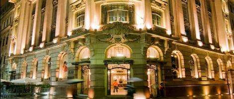 lugares para tirar fotos em São Paulo: Centro Cultural Banco do Brasil
