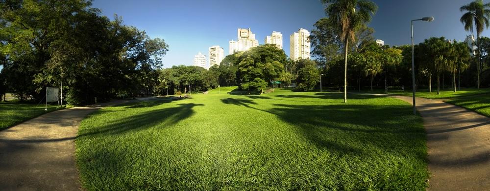 lugares para tirar fotos em São Paulo: Parque Burle Marx