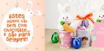 Presentes de Páscoa com Fotos: alternativa aos ovos de chocolate