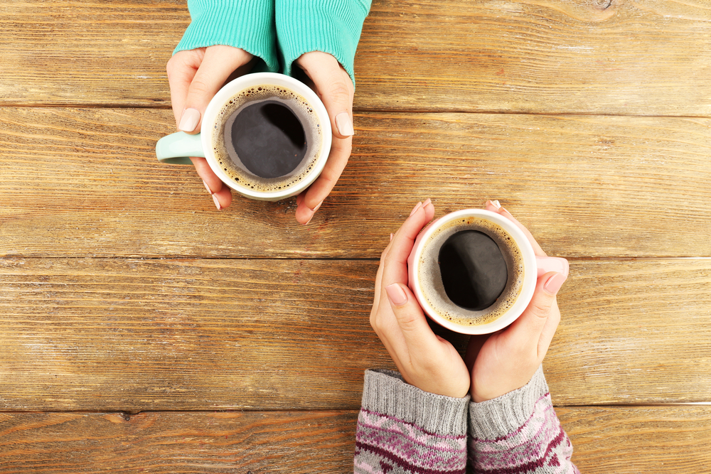 fotos com café para o dia internacional do café