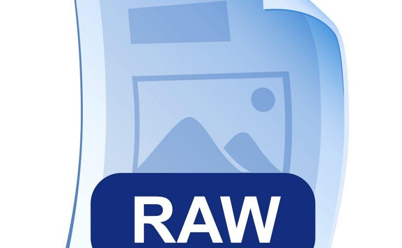 raw - fotografia com qualidade