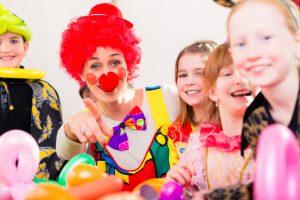 Festa Infantil e o desafio de tirar boas fotos