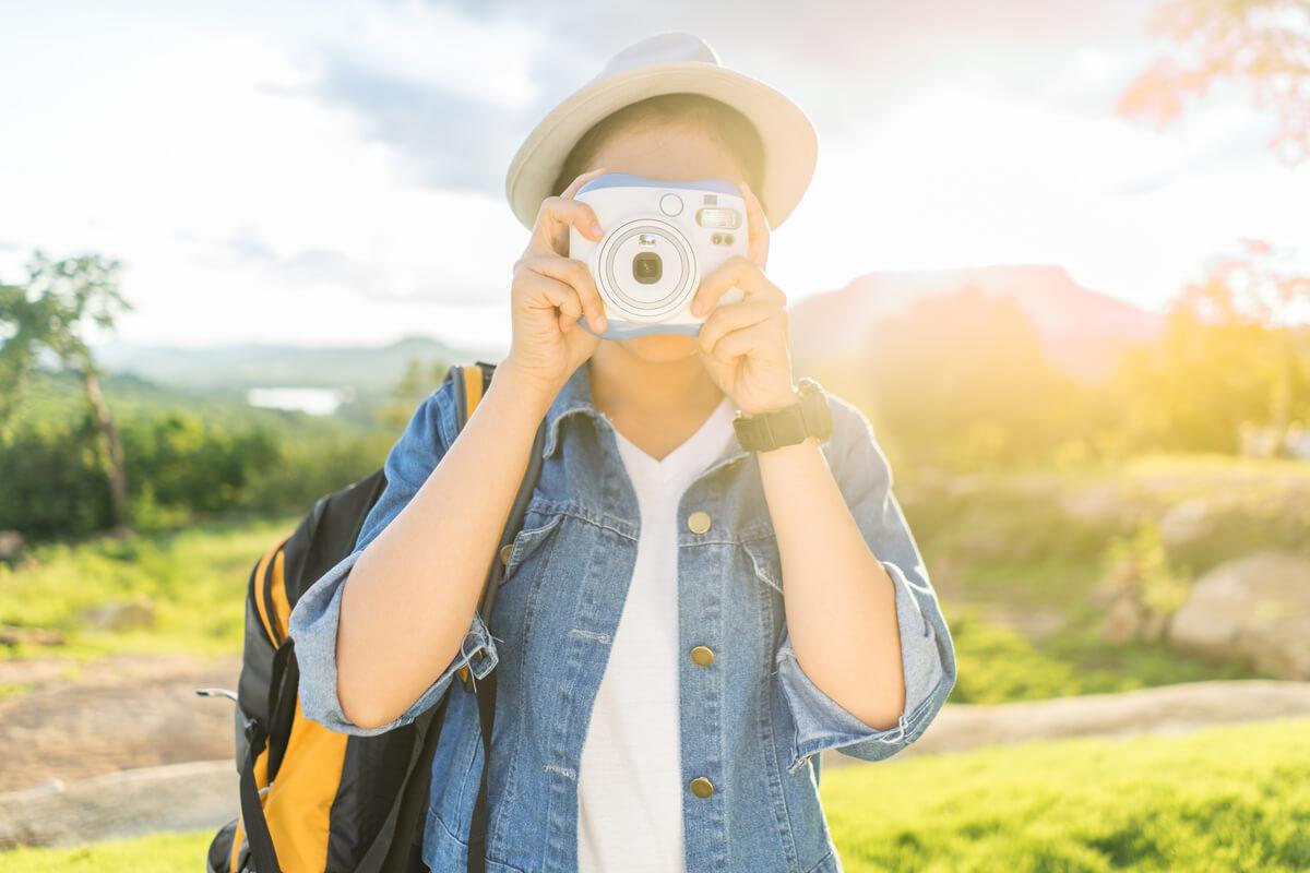 Como reproduzir o efeito Polaroid em suas fotos