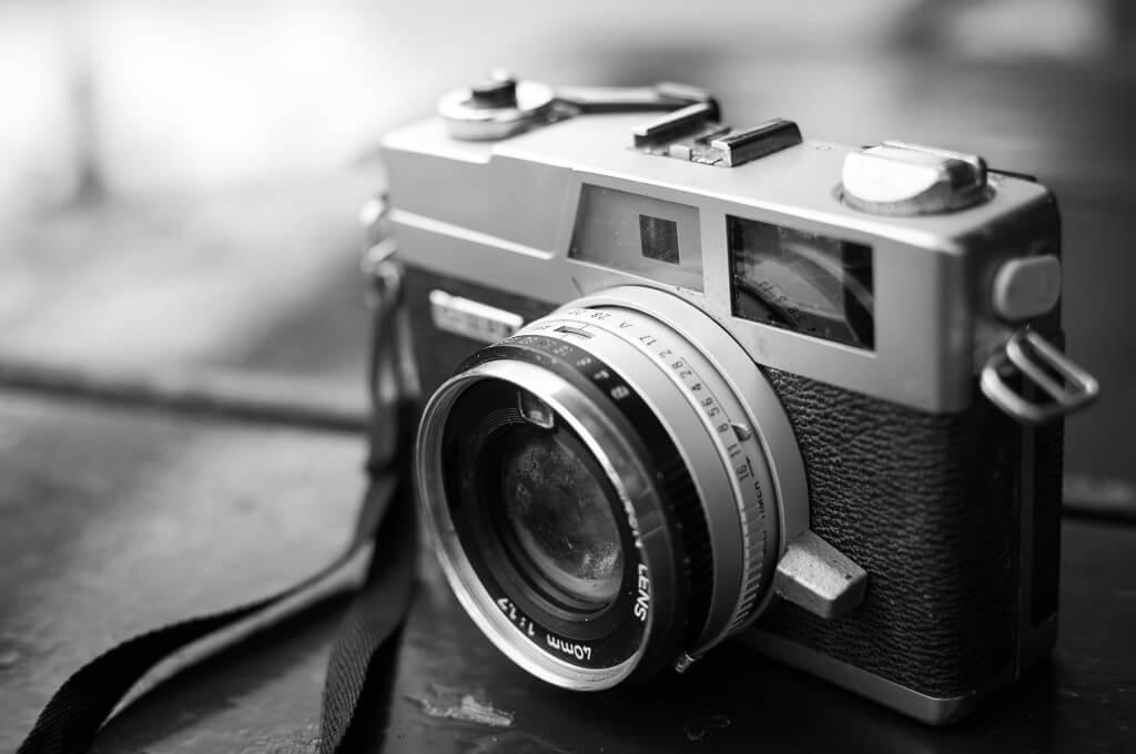 Máquina fotográfica analógica: como funciona?