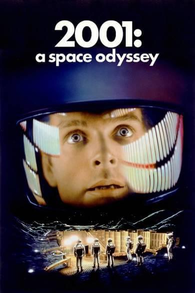 Capa do filme 2001 - Uma Odisséia no Espaço