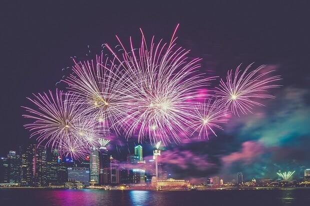 11 lugares para tirar fotos na virada do Ano Novo