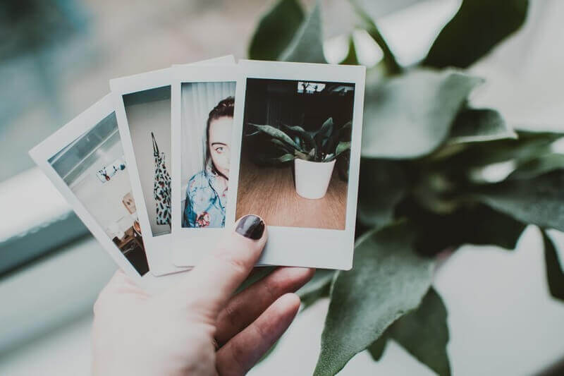 Imagens de ensaios fotográficos