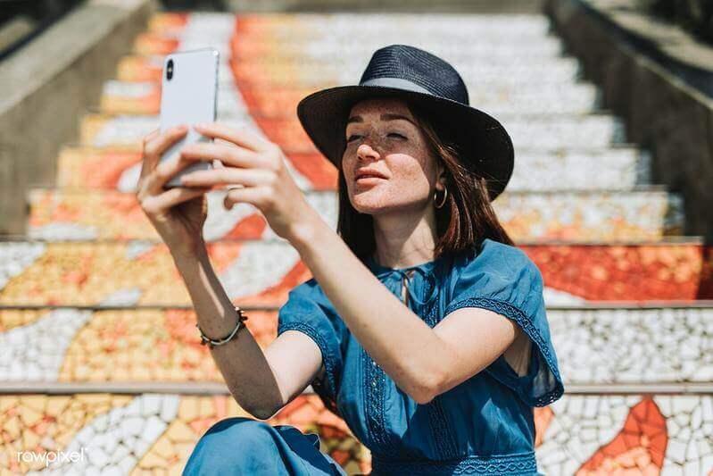 Selfie Instagram