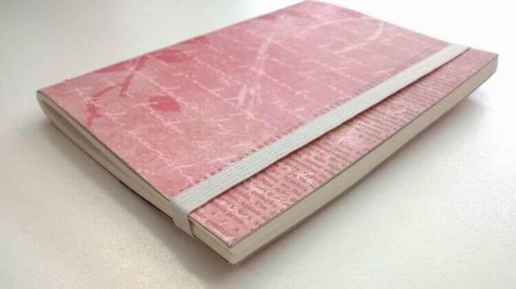 Caderno finalizado