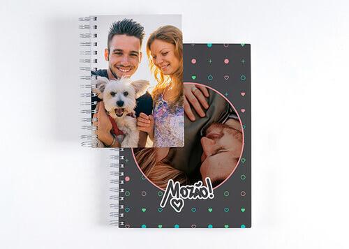 Caderno FotoRegistro