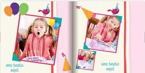 Fotolivro Infantil