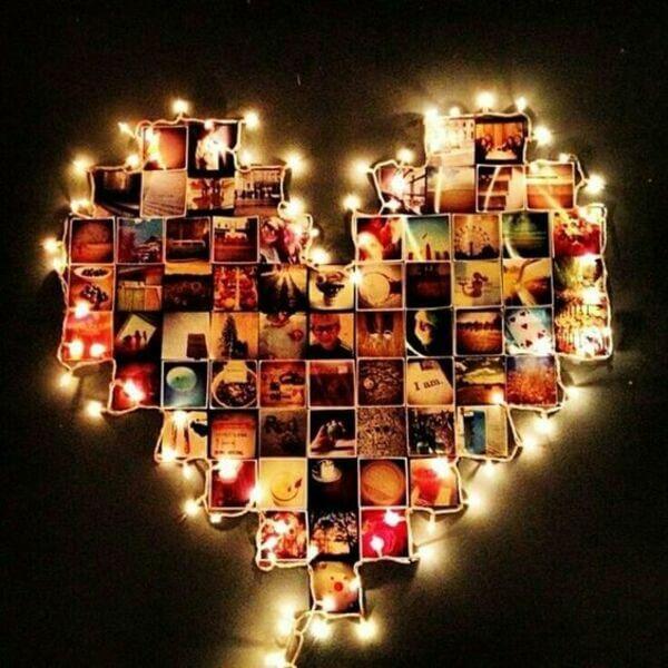 Fotos com Luzes