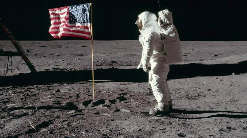 50 anos do homem na lua: imagens que mudaram o mundo