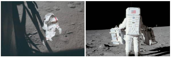 Sombra na lua