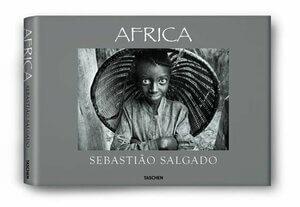 Capa do Livro África de Sebastião Salgado