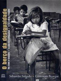Capa do livro O Berço da Desigualdade de Sebastião Salgado