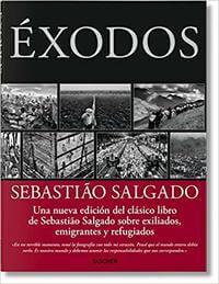 Capa do livro Exôdos de Sebastião Salgado