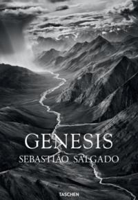 Capa no livro Gênesis de Sebastião Salgado