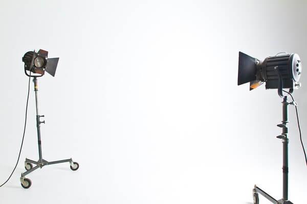Iluminação para ensaios fotográficos