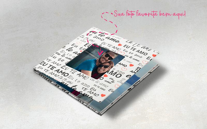 Álbum personalizado da Fotoregistro