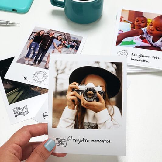 Fotos retrô no FotoRegistro